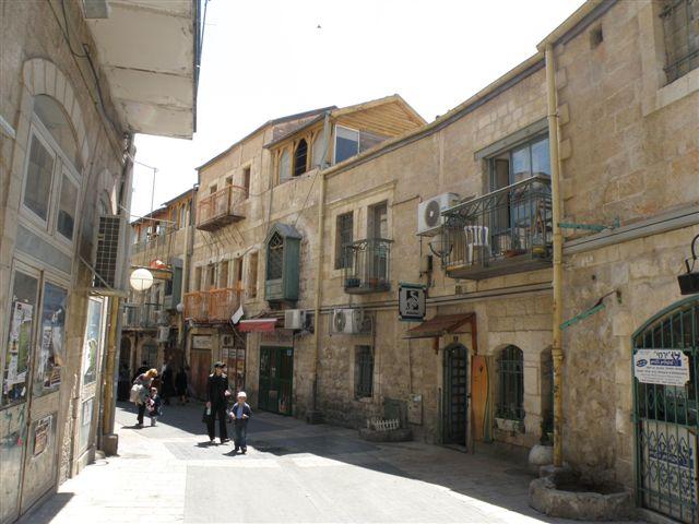 נפלאות רחוב יפו בירושלים [5]   משה הרפז DF-85