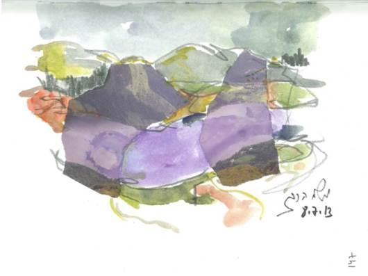 אגם בוהין (1)