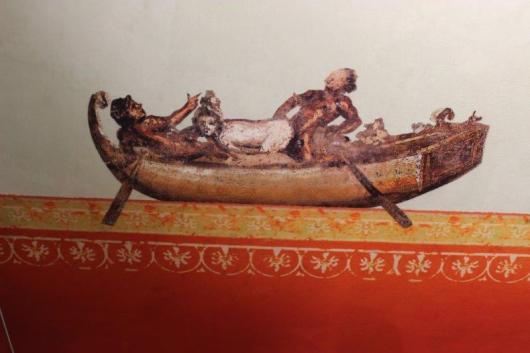 """האם על כך כתב המשורר: """"שוטי שוטי ספינתי""""?"""